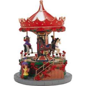 Musical Carousel Christmas Decoration Argos. £9.37 Was £37.49