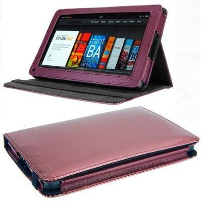 Flip case for Kindle Fire tablet £1.95 delivered @ Amazon