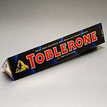 Toblerone Dark Chocolate 400g Half price (£2) @ Sainsburys instore
