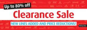 m&mdirect up to 80% off in sale Free Delivery on order's over £20 using code