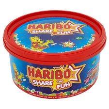Haribo Share The Fun Tub 720G Half Price Was £5.00 Now £2.50@ Tesco