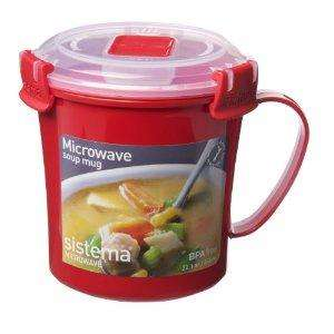 Sistema Soup Mug 656 ml 300 Delivered Amazon and ASDA Direct