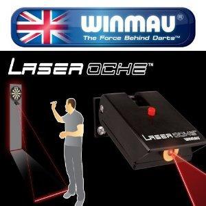 Winmau Laser Oche, Mountable Throw Line for darts, £15.99 @ Argos