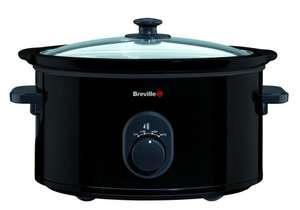 Breville VTP105 Slow Cooker for £19.00 @ ASDA Direct