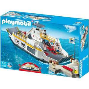 Playmobil Car Ferry with Pier (5127) £19.99 del @ Amazon