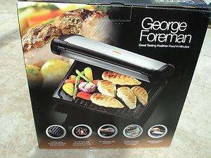 George Foreman 14054 7-Portion Entertaining Grill in-store Tesco £22
