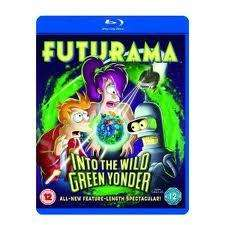 Futurama: Into the Wild Green Yonder [Blu-Ray] - £5.19 @ DVDSource.co.uk + FREE Delivery