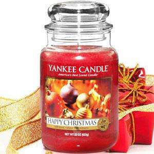 50% off Christmas Yankee Candles @ Dobbies Garden Centre INSTORE