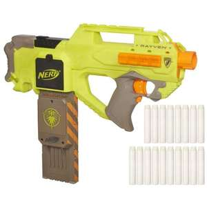 Nerf N-Strike Rayven CS-18 (NOT ELITE) £13.31 @ Amazon.co.uk