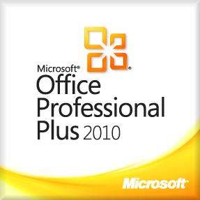 MS Office Professional Plus 2010 £8.95 for DWP Staff
