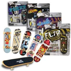 "TECH DECK ""finger"" skate boards at POUNDLAND £1 (usually £5)"