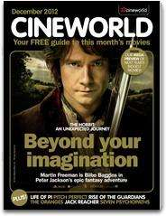 FREE monthly Cineworld Magazine on IOS and Android