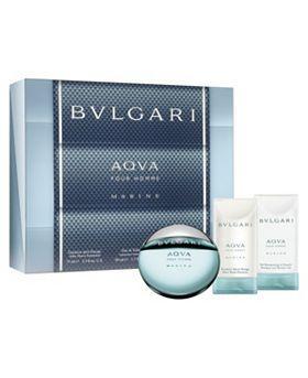 Bvlgari Aqva Pour Homme Marine Eau de Toilette Gift Set £29.33 @ Boots Save 1/3