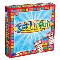 Sort It Out board game half price £9.99 Argos (£14.99 on Amazon)