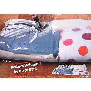 Vacuum Storage Bags 2 Pack £1.99 @ Home Bargains