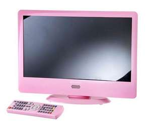 Polaroid 15.6inch LED TV - Pink - Only £59.00 at Asda Direct