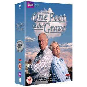 """One Foot in the Grave"" Complete Series 1 - 6 Plus Christmas Specials Box Set [12 x DVD] £14.00 at Amazon (UK)"