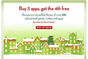 Leapfrog leappad apps buy 3 get 4th free
