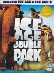 Ice Age Double Pack DVD £1.00 at WH Smith instore (Cambridge)
