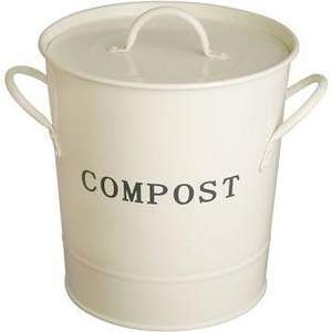 Kitchen Composter - Homebase, was £17.50. now £7.49