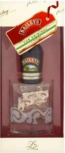 BAILEYS GIFT SET - 50ML, Glass and mini truffles £1 @ ASDA