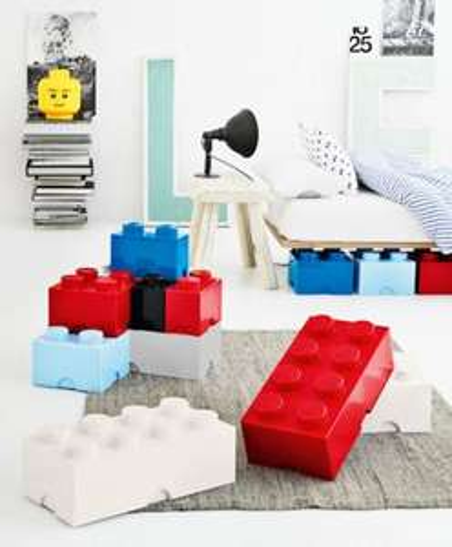 Giant Lego Storage Bricks and Storage Heads Now 30% off!