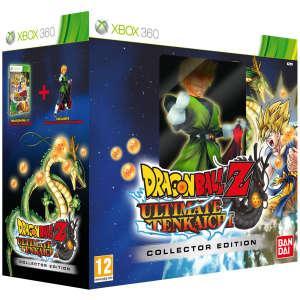 Dragonball Z Ultimate Tenkaichi Collectors Edition [XBOX360] - £34.98 @ Zavvi.com