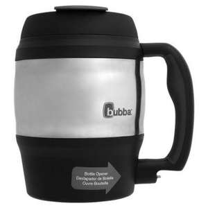 "1.0L Bubba Mug £5 back in stock at asda.direct  ""BUBBATWENTY"" 20% off code"