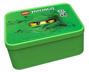 lego ninjago lunch box choice of blue. green or red 4.90 delivered @ a place for everything