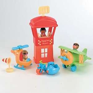 ELC Happyland airport play set was £25 now £12.50 delivered from Debenhams