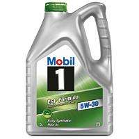 5 litres MOBIL 1 ESP 5w30 Fully Synthetic Oil - £34.99 plus 4.5% Halfords Instore Quidco