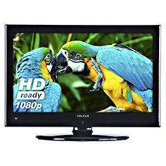 "Celcus LED24S913DVDFHD 24"" Full HD 1080p LED TV with Integrated DVD Player £139.99 sainsburys delivered"