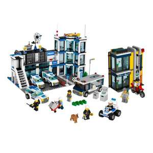 LEGO Ultimate Action City Pack (Police Station 7498 + Bank & Money Transfer 3661 + Police Minifigure Collection 7279) £89.89 delivered @ Costco.co.uk (£94.39 for non-members)