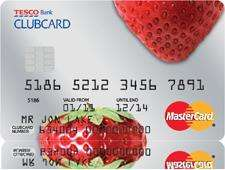 Tesco Credit Card 0% on purchases for 16 months - and collect Tesco Clubcard points