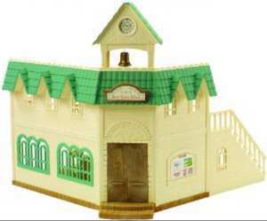 Sylvanian Families Berry Grove School £25 @Amazon