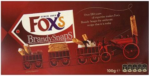 Fox's brandy snaps 38p @ ASDA