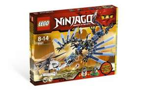Lego Lightning Dragon Battle 2521 £25 @ TK Maxx (RRP £61.99)