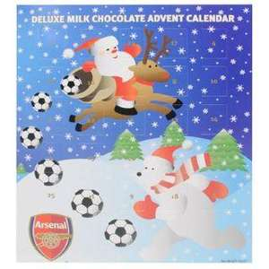 Team football advent calendar - £0.49 @ SportsDirect Deliverd