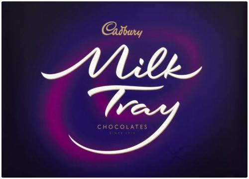 Cadburys - Milk Tray 600g Half Price £5 at CO-OP