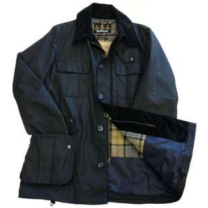 Mens Barbour Waxed Silbury Jacket £149.95 instore reduced from £229 (£159.39 Delivered)  @ Philip Morris & Son