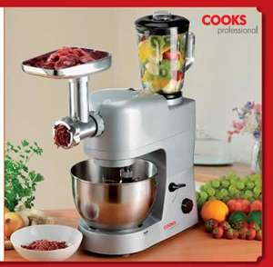 cooks professional stand mixer 3 in 1 @ clifford James 119.99