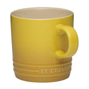 Le Creuset Mugs - 3 for 2  £14.84 making £4.94 each @ Amazon