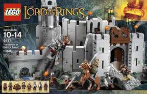 Lego LOTR  9474 The Battle of Helm's Deep £49 in Tesco Home Plus Instore