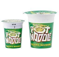Pot noodle timer gift set £3.50 @ TESCO