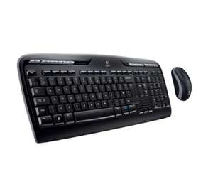 PCWORLD LOGITECH MK320 Wireless Keyboard & Mouse Set  £4.97