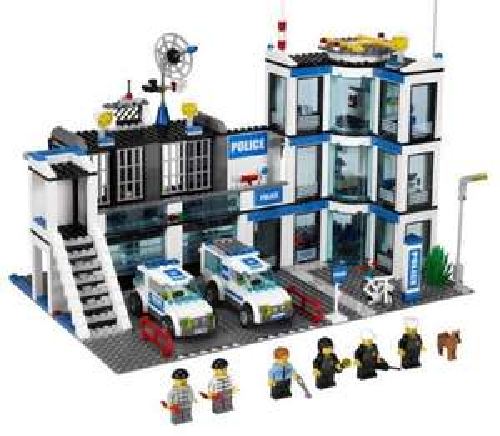 lego city police station £36 @ tesco instore