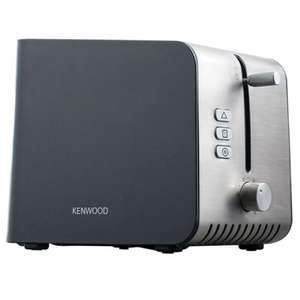 Kenwood Eco Toaster 2 Slice Brushed Stainless Steel £9.99  @Dunelm Mill