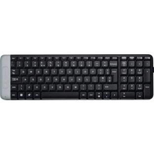Logitech wireless keyboard K230, £14.99 @ Argos