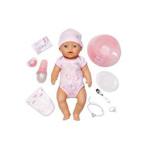 Baby Born Interactive Girl now half price @ £20 del @ Amazon
