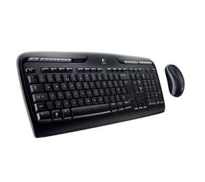 LOGITECH MK320 Wireless Keyboard & Mouse Set 97p @ Currys (Reserve and Collect only)